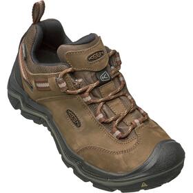 Keen Wanderer WP Shoes Damen dark earth/brindle
